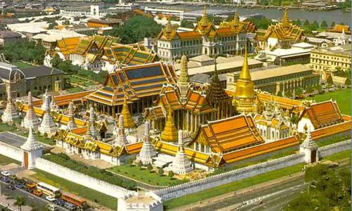 Cung điện mua hè- du lịch Thái Lan giá rẻ Vietourist