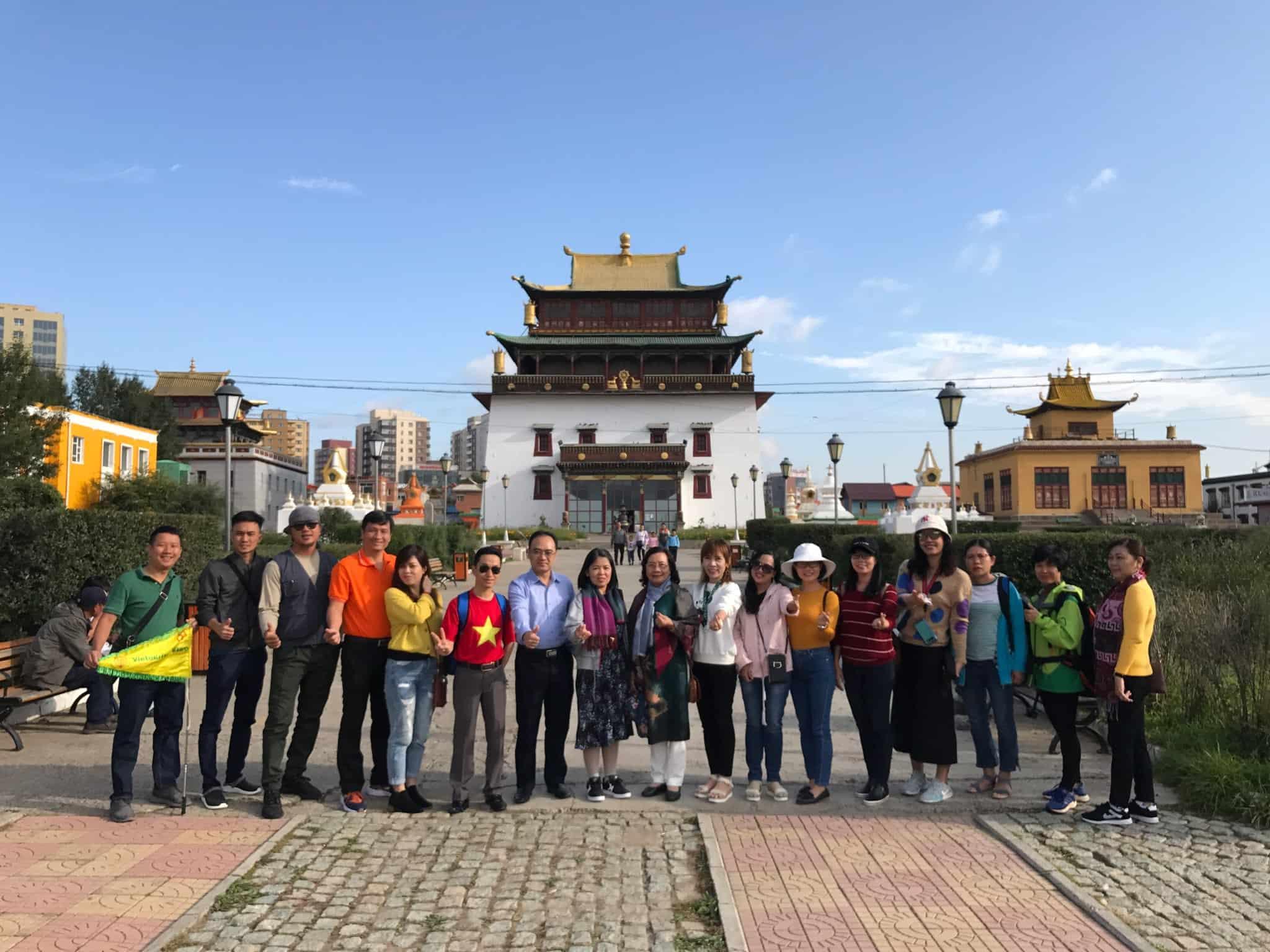 Du lịch Mông Cổ cùng VieTourist