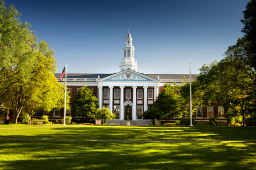 đại học havard