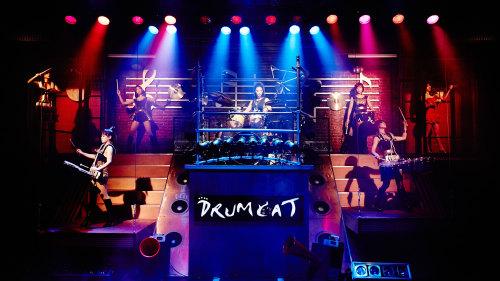 Drum cat show - du lịch hàn Quốc