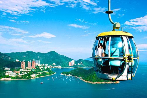 du lịch Hong Kong - Vịnh nước cạn