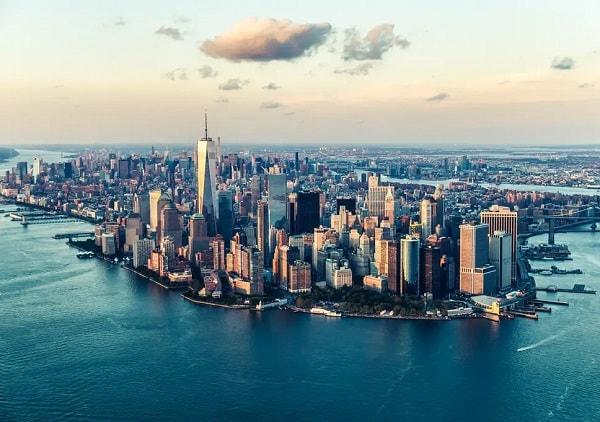 THÀNH PHỐ KHÔNG BAO GIỜ BỊ LÃNG QUÊN NEW YORK
