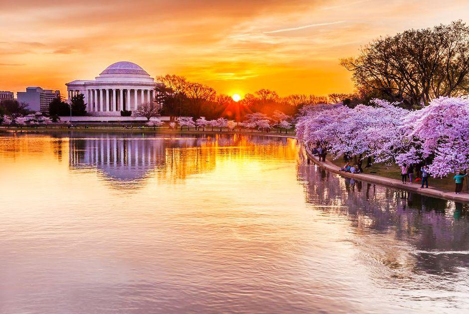 THỦ ĐÔ NƯỚC MỸ WASHINGTON DC