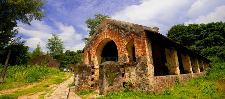 Du lịch Côn Đảo giá rẻ - Vietourist