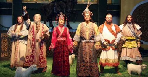 Du lịch Hong Kong - bảo tàng sáp