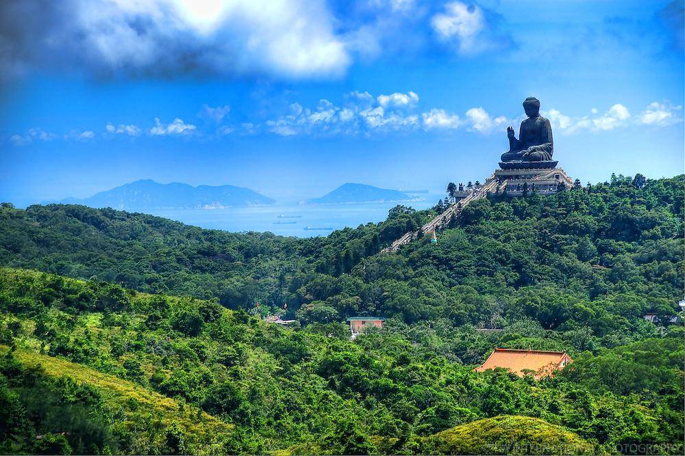 Du lịch Hong Kong - Đại Nhĩ Sơn