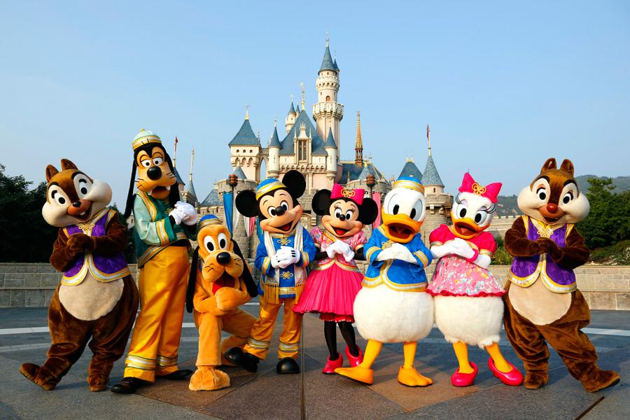 Du lịch Hong Kong _ Disneyland