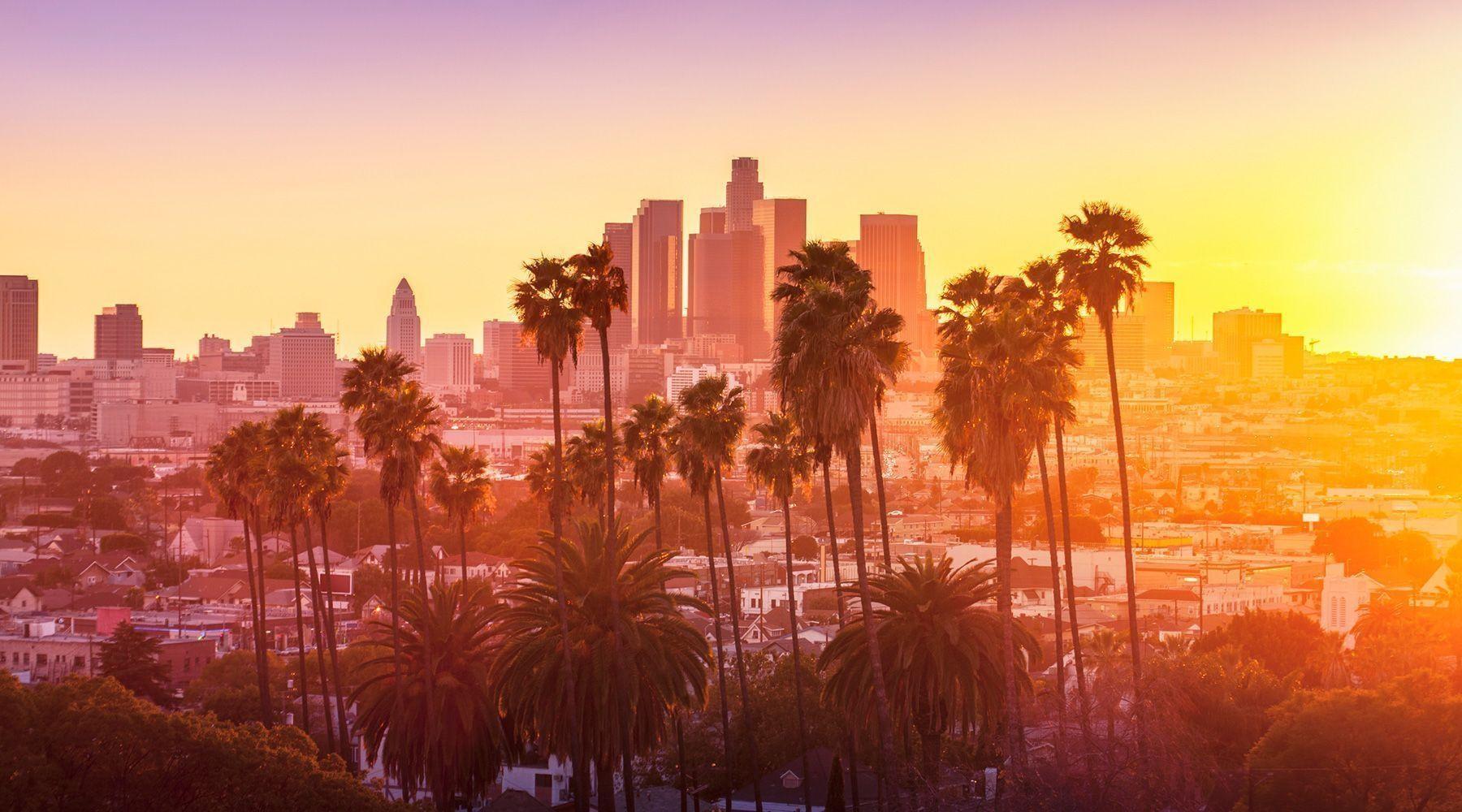 Du lịch Mỹ tết 2017 - Thành phố Los Angles