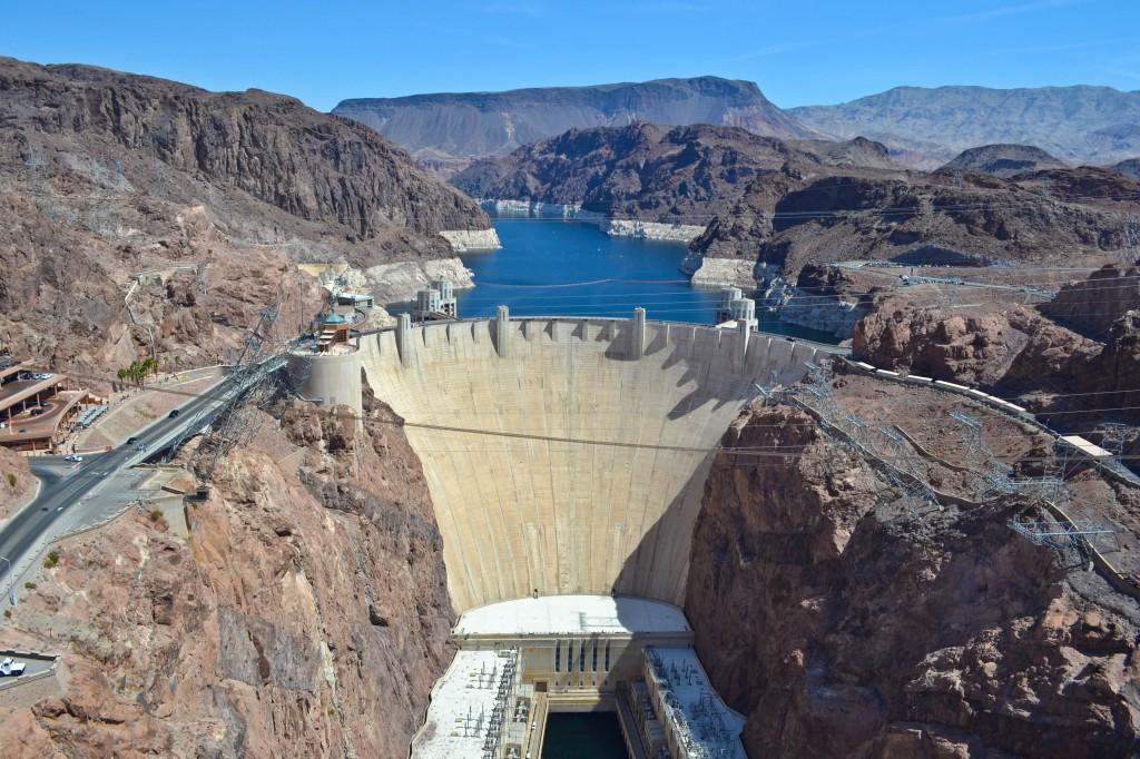 Du lịch Mỹ - Đập Thủy điện hoover dam