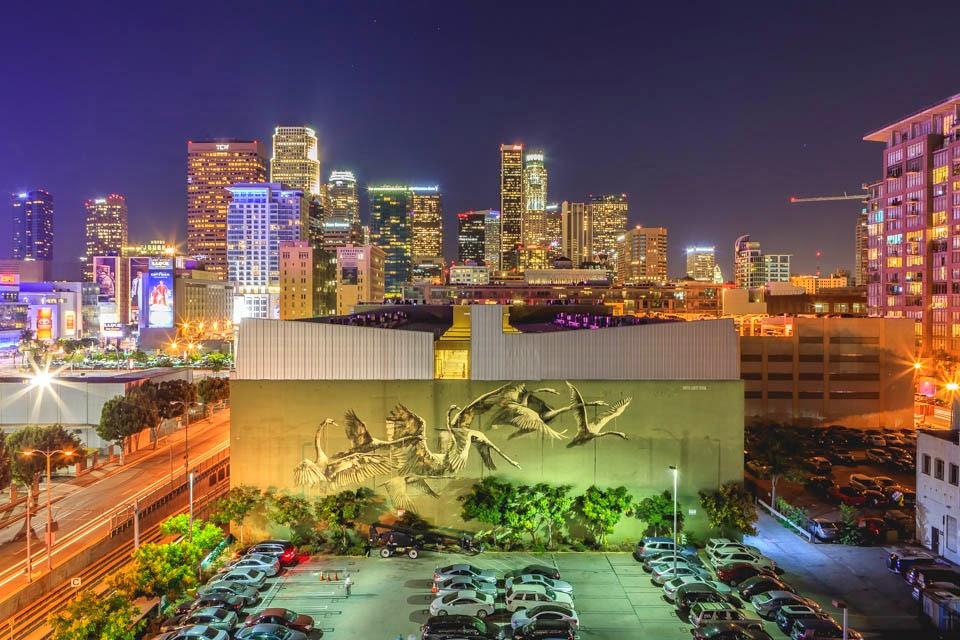 Du lịch Mỹ - Los Angeles