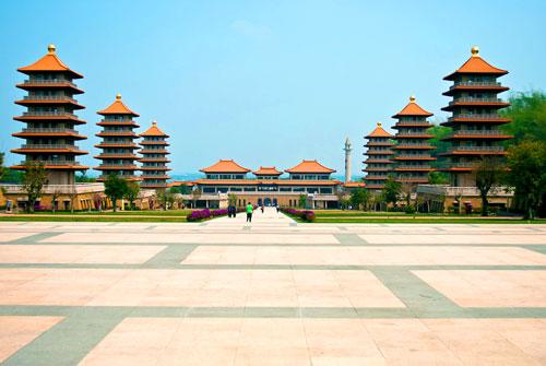 Du lịch Phật Quang Sơn Đài Loan