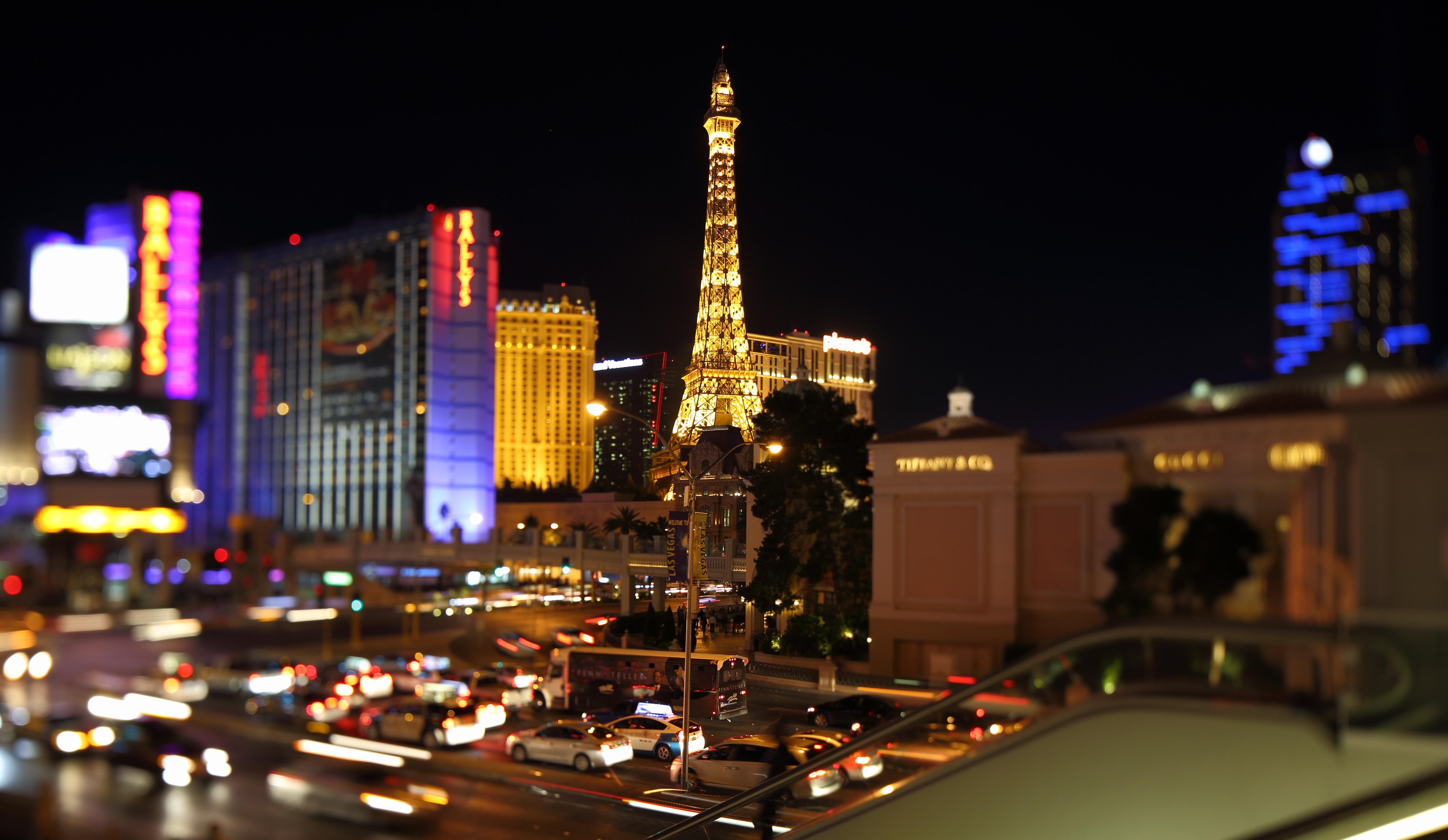 Las Vegas Về đêm