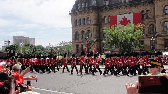 Quốc Khánh Canada