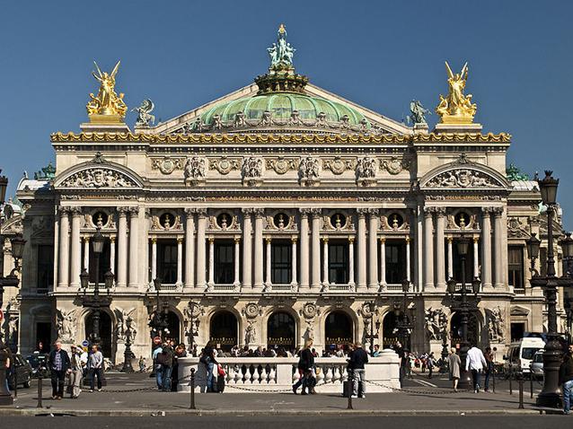 Nhà hát Opéra (Opéra National de Paris)