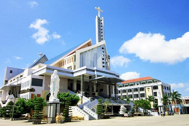 nhà thờ Cha Trương  Bửu Diệp