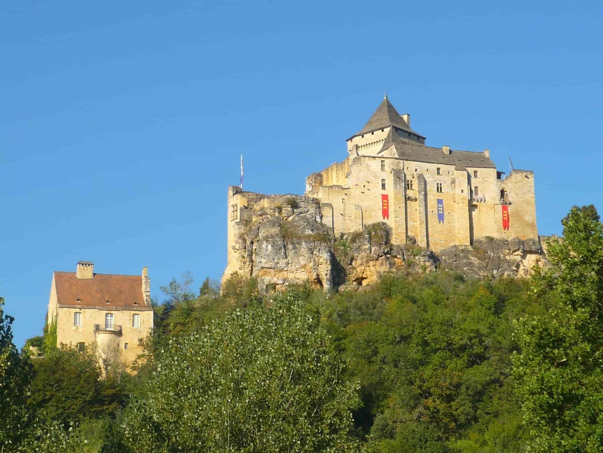 Lâu đài Castelnaud