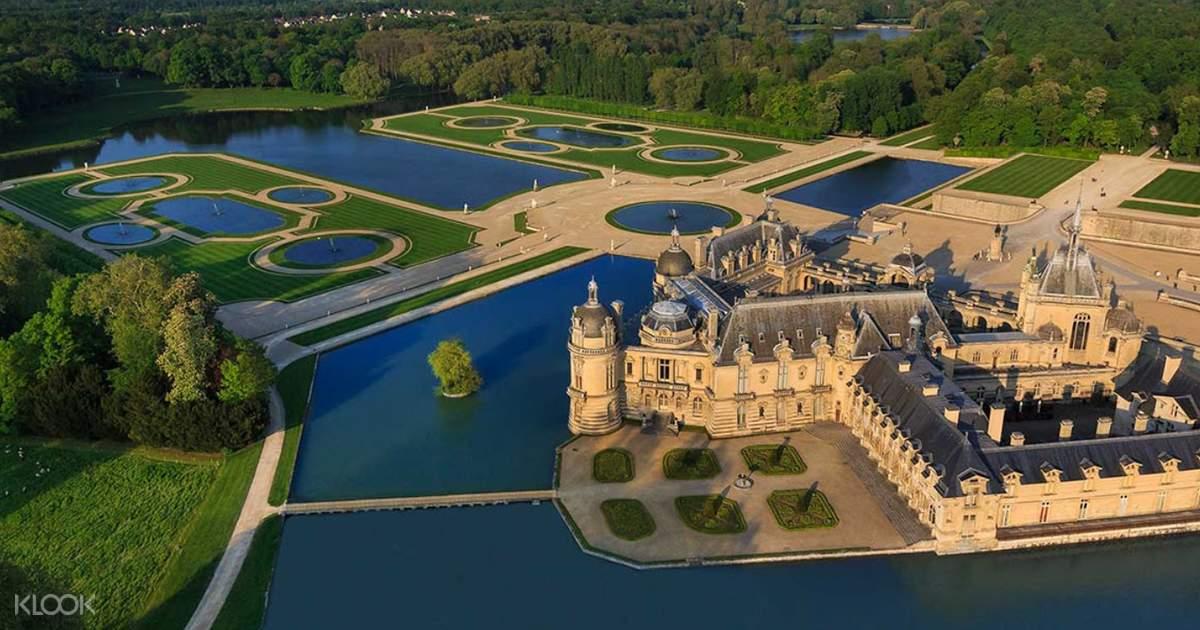 Lâu đài Chantilly