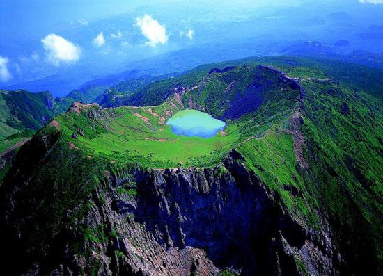 Núi Hallsan - du lịch Hàn Quốc