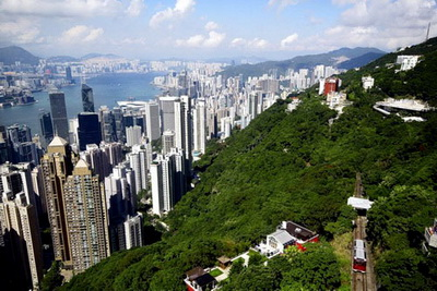 Đỉnh núi Thái Bình - Du lịch Hong Kong