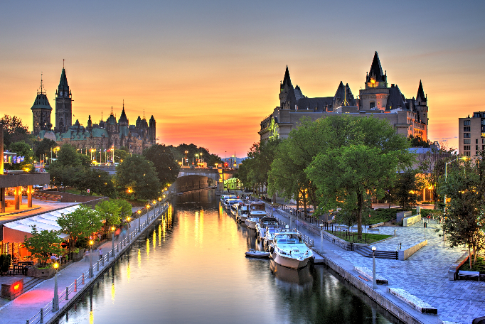 thủ đô Ottawa