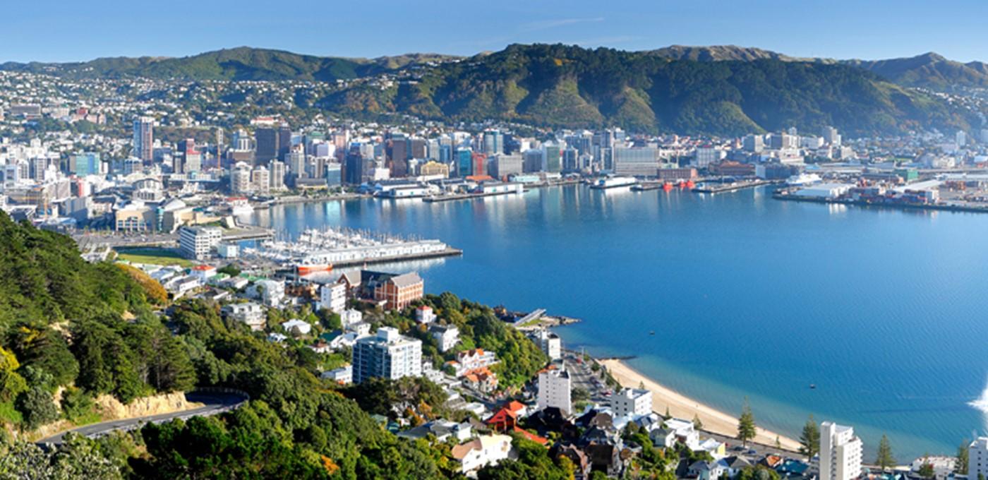 Thành phố Rotorua New zealand