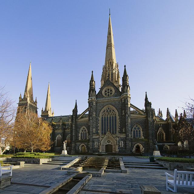 st patrick's church melbourne