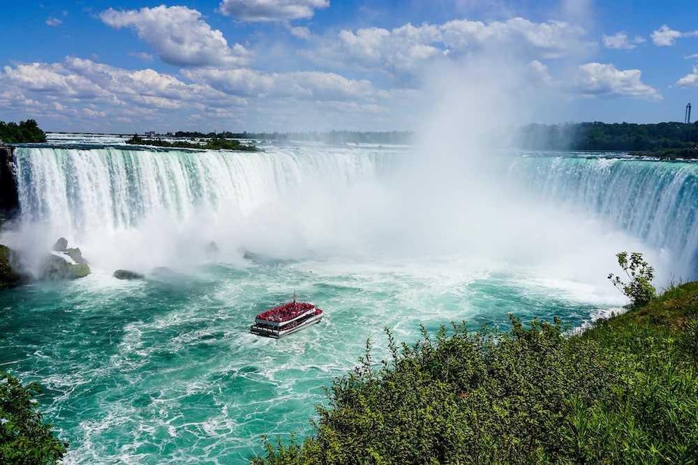 Thác Niagara - Canada