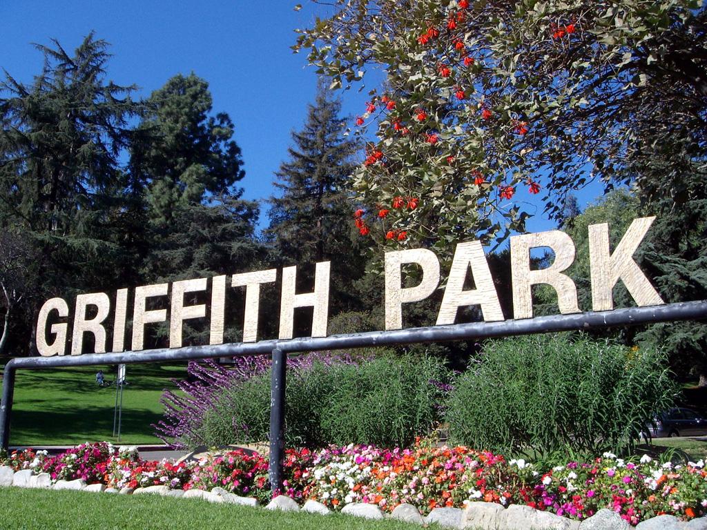 Thành phố Los angeles các địa điểm yêu thích -Griffith Park