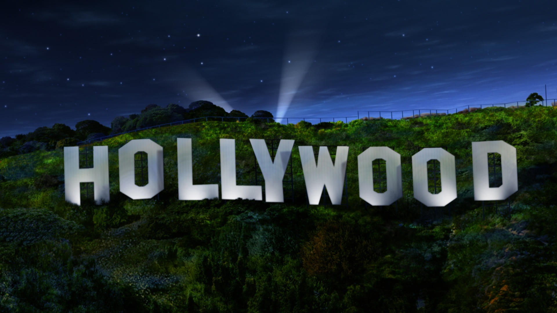 Thành phố Los angeles các địa điểm yêu thích - Hollywood