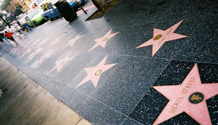 Thành phố Los angeles các địa điểm yêu thích - Đại lộ danh vọng