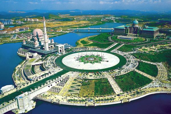 Thành phố Putra Jaya - Du lịch Malaysia giá rẻ Vietourist