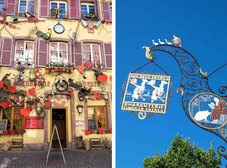 Thị trấn Colmar