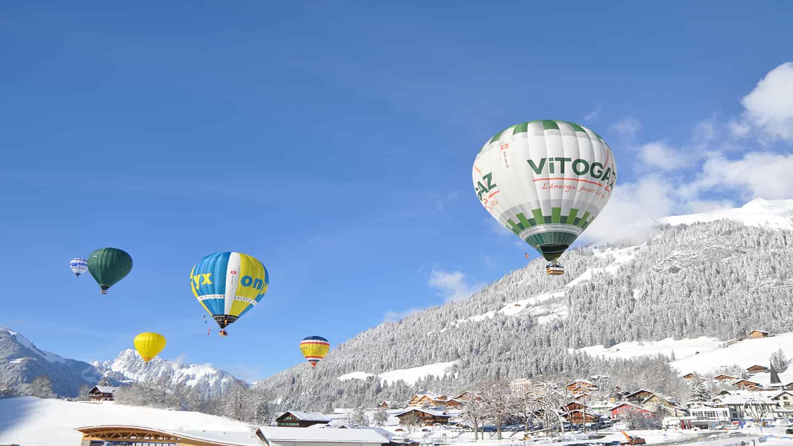Thụy sĩ với nhiều lễ hội nổi tiếng được tổ chức hàng năm