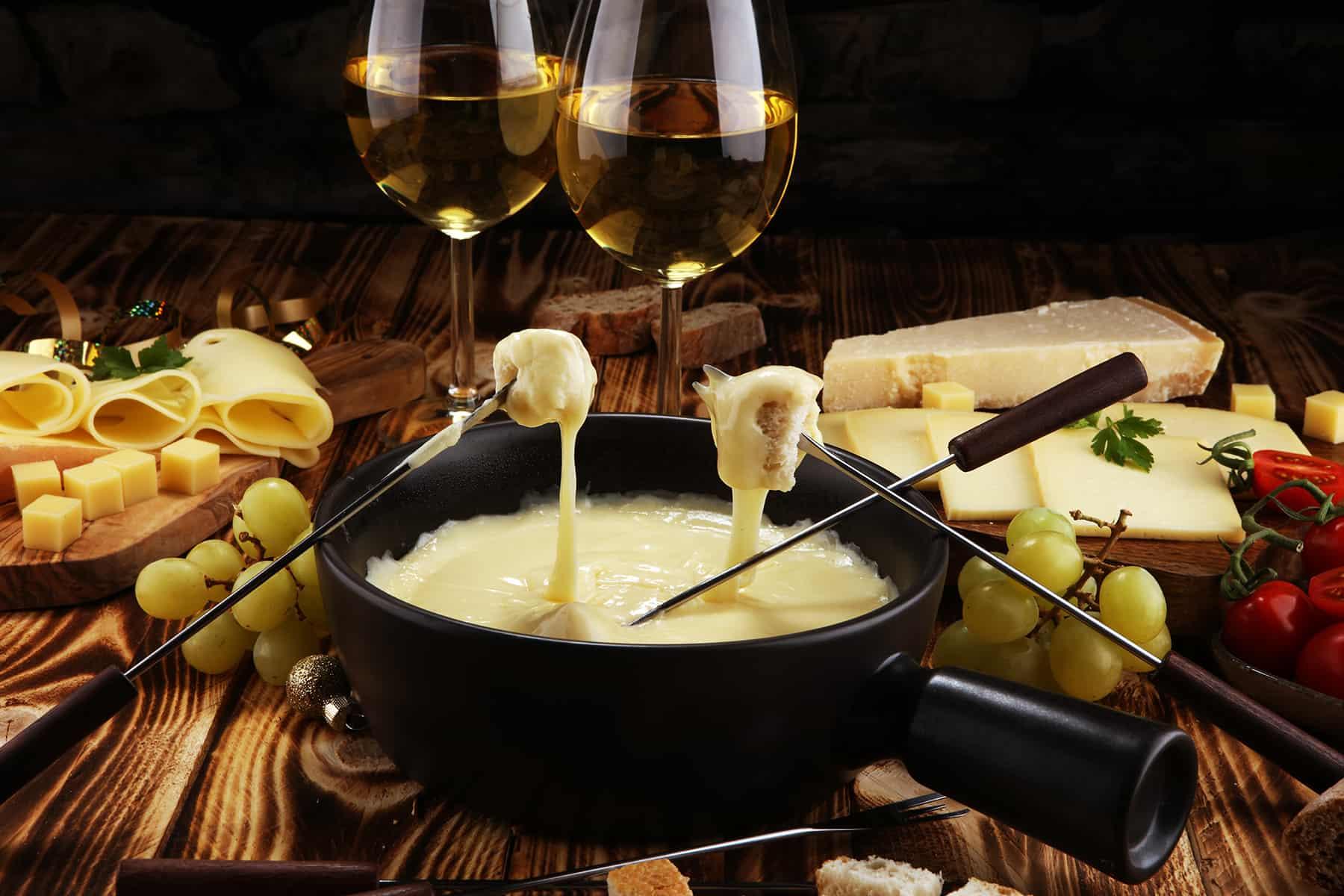 Thụy Sĩ với nhiều món ăn đặc biệt mà bạn không nên bỏ lỡ