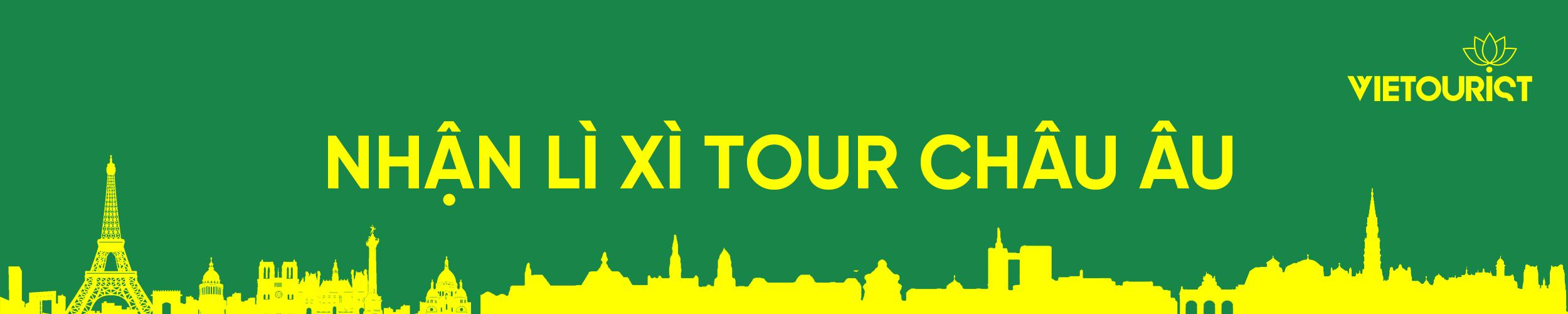 Tour Châu Âu khuyến mãi