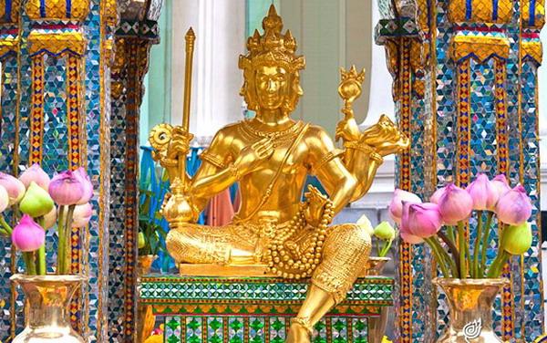 Phật bốn mặt - Du lịch Thái Lan Vietourist