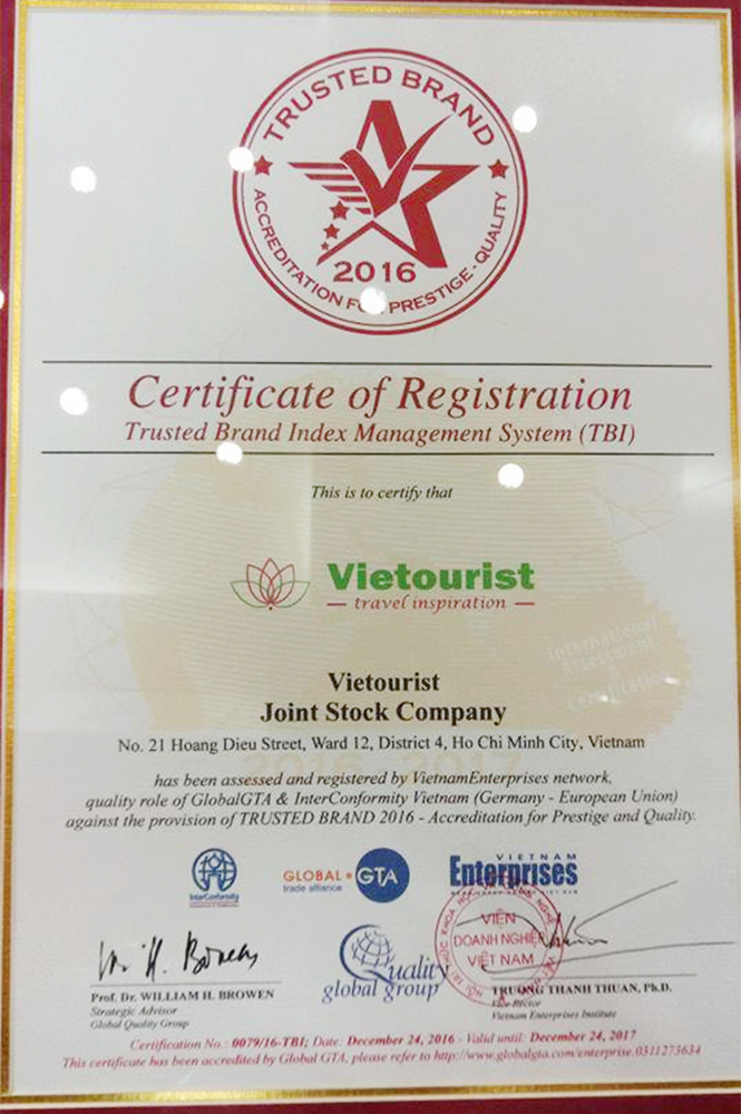 Vietourist Vigo