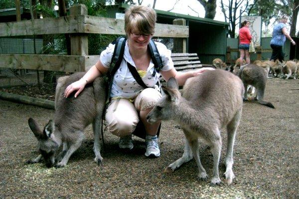 Vườn thú Featherdale Wildlife Park